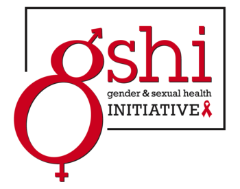 GSHI (Gender and Sexual Health Initiative) Logo