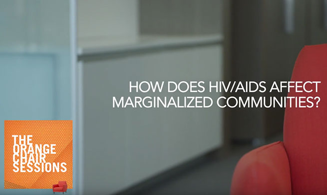 Marginalized Communities and AIDS - Interview with Dr. Kate Shannon