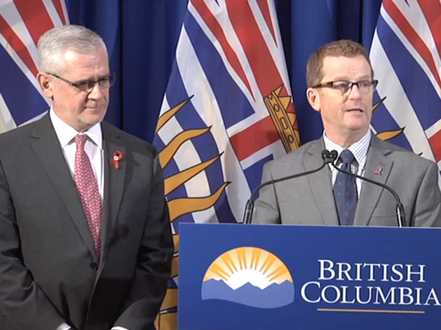B.C. Government Recognizes Dr. Julio Montaner for Leadership in the Field of HIV and AIDS