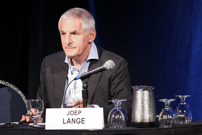 Photo of Dr. Joep Lange